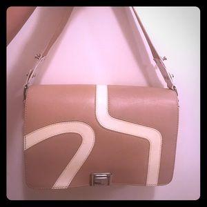 Versace beige bag, 100% authentic, preloved